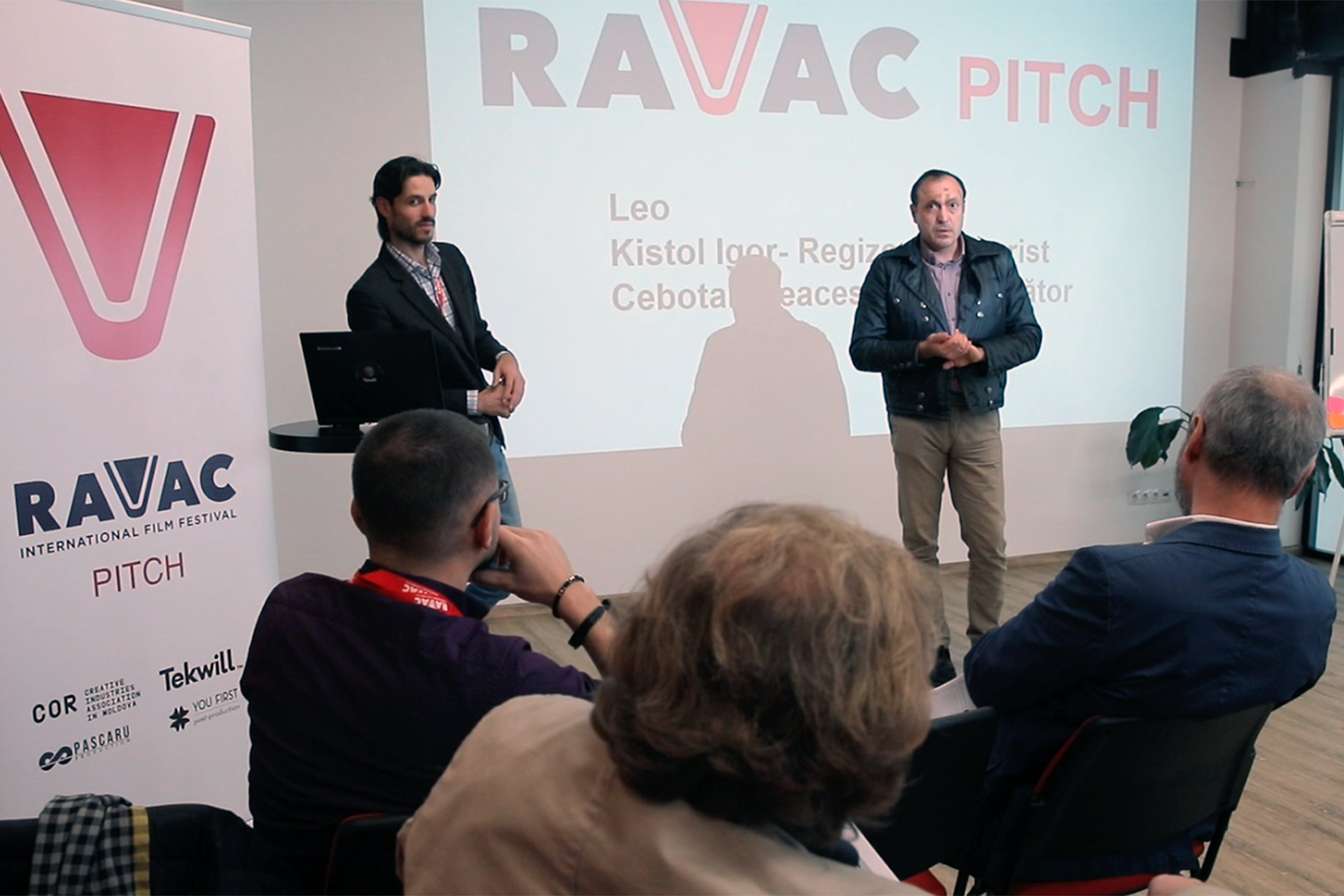 RAVAC Pitch