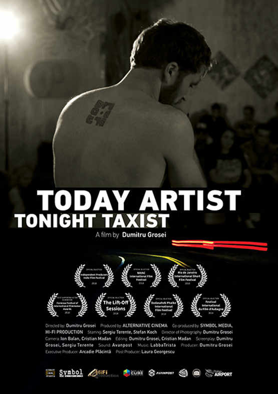 Today artist, tonight taxist