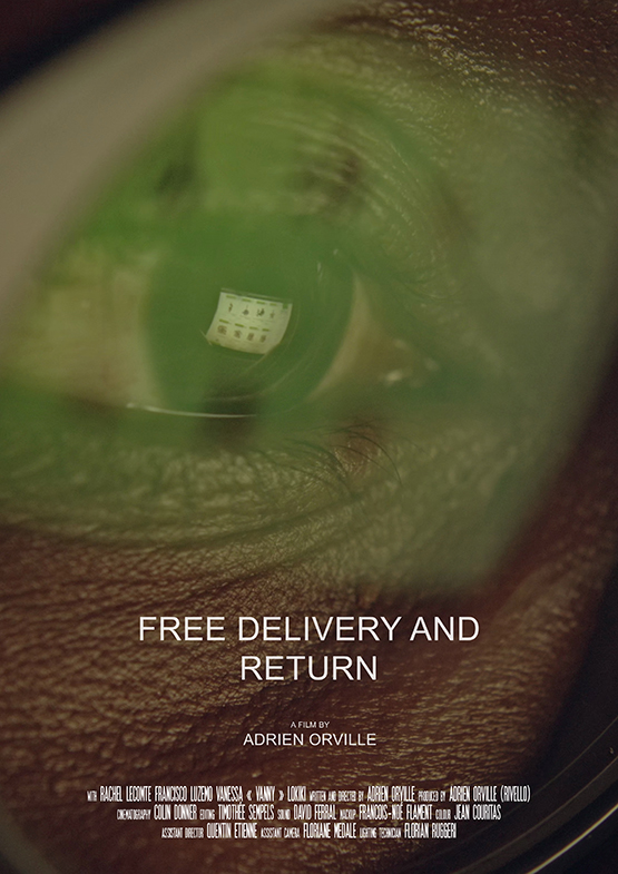 Free delivery and return