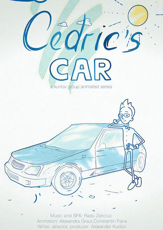 Cedric's Car